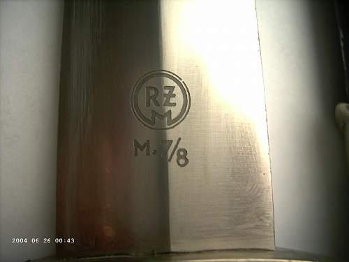 SS-Dagger M.7/8