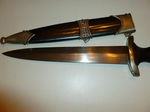 SS dagger without chain good or bad?