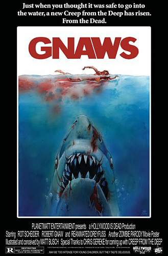 Click image for larger version.  Name:jaws_movie_spoofs_01.jpg Views:47 Size:193.7 KB ID:817616