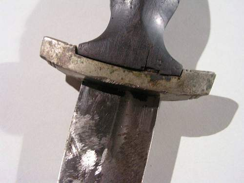 Chained SS Dagger Restoration