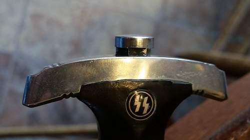 SS Dagger Rich ABR Herder - Authentic?