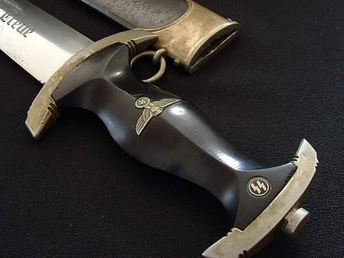 Himmler Honor Daggers, Post Them!