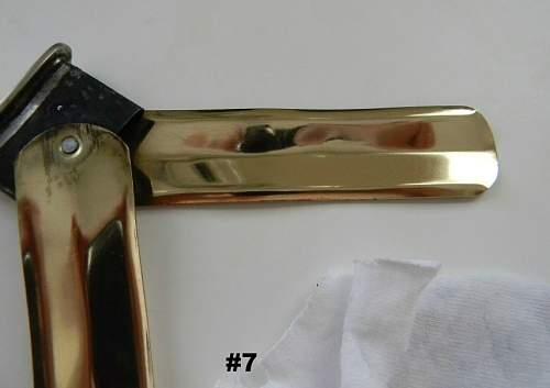 121/34 SS Dagger