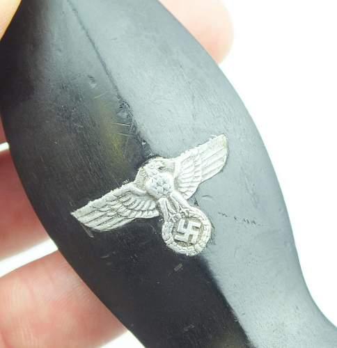 SS Officer's dagger.
