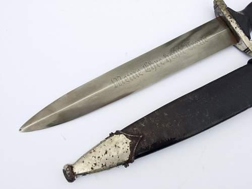 Original ss? daggers