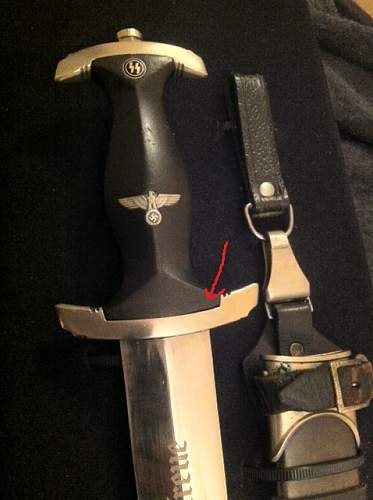 Ss dagger Ground Rohm ...opinions