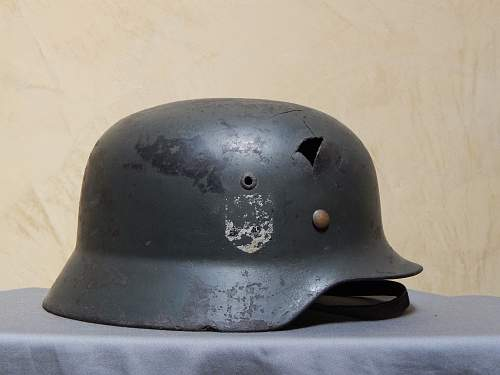 what do you think of this ss helmet.nice