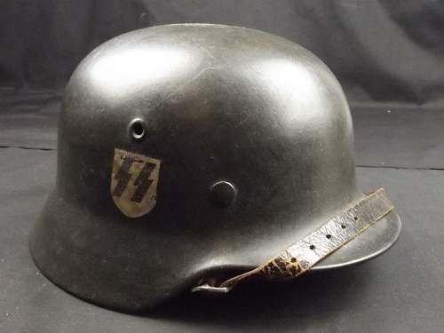 Original SS helmet