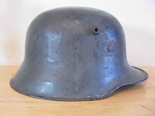 RZM Allgemeine SS helmet
