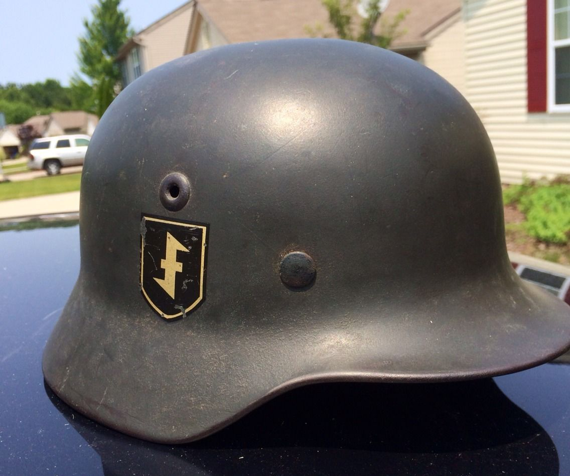 Wwii gear german helmets