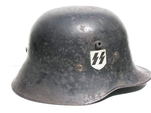 Real Or Not? SS helmet