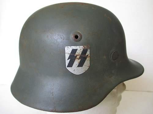 SS Helmet Authenticity