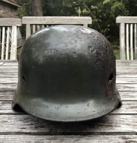 SS M35 Helmet Shell