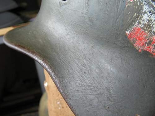 M35 SS DD Helmet