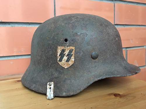 The eternal question...is this SS helmet legist? Need advice.