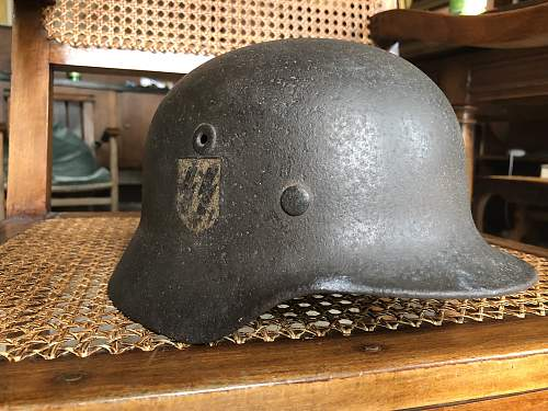 Q64 ss found in Normandy