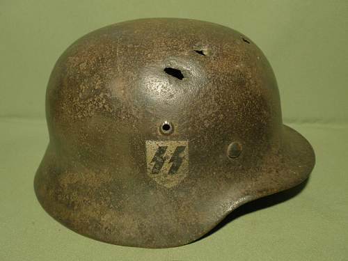 Who can tell me about this helmet?