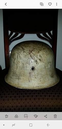 M42 ss helmet, is it original?