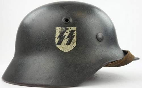 Another try; Q64 M40 SD SS helmet