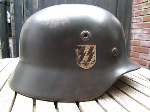 M40 SS Helmet Quist