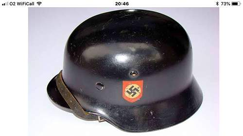 Black SS M35