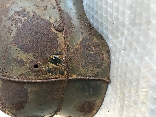 M42 ss helmet