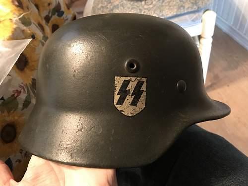 SS Helmet Authenticity Needed