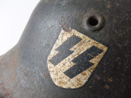 SD SS helmet?