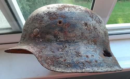 Need opinion on originality ss helmet