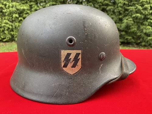 SS M40 Helmet