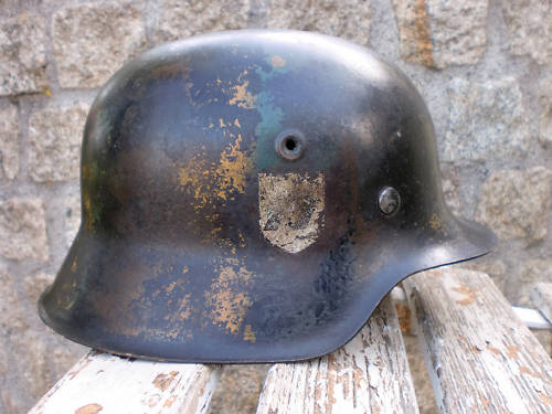 pls help to authenticate m42 ss helmet q64 serial nr ln 541