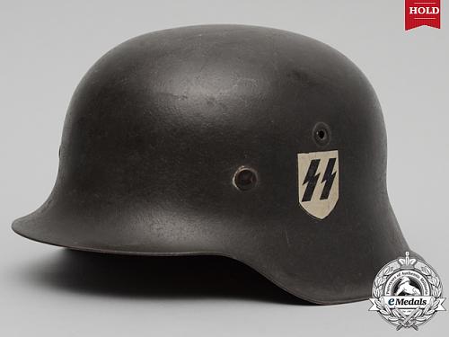 SS blackie helmet - look ok or a definite no go?