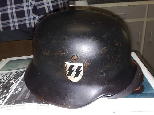M35 double decal SS. Real or fake guys:-)