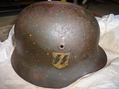 SS SD helmet help
