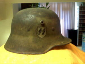 Another ss sd m-16 helmet up for opinions,,,maybe this one will be harder..lol