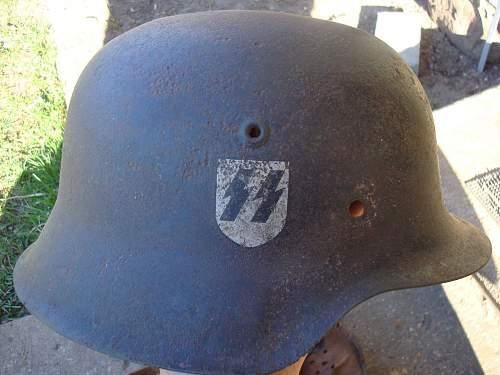 SS M42 Helmet original or not??? [urgent]