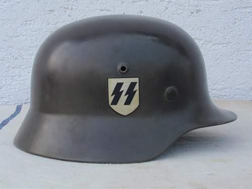 M35, Quist DD SS helmet?