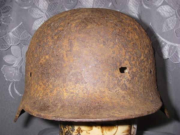 Relic SS single decal M40 helmet: any good?