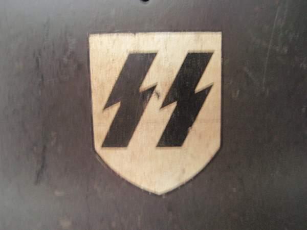 Black SS Transitional Helmet