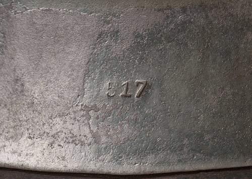M35 DD SS helmet, opinions please?