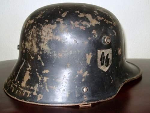 SS Transitional BLack helmet