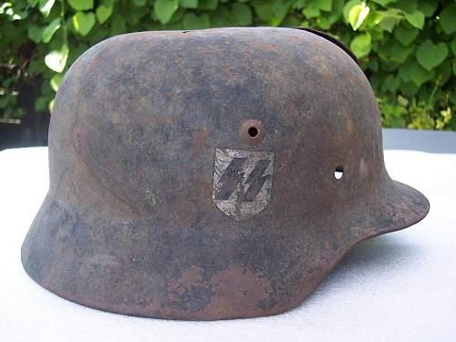 M35 SS DD Relic - Fake?