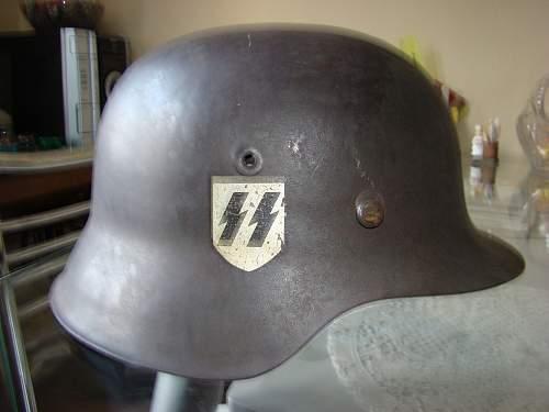 ss helmet foto