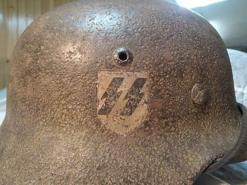 SS DD helmet