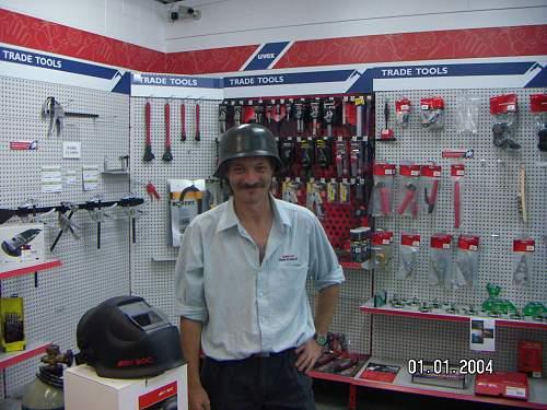 Helmet M40 Double Decal SS