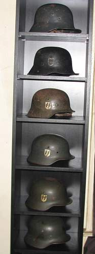 Post your SS helmet collection