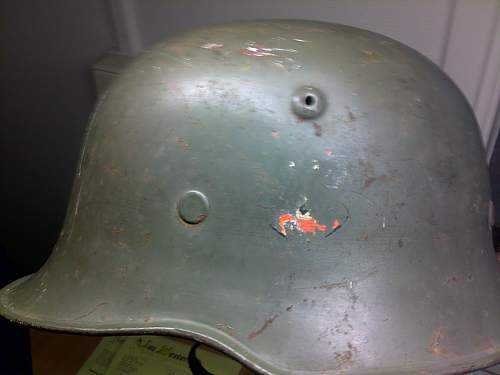 stahl helm original ??