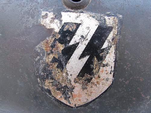 M35 Reverse DD SS - EF62 - Lot # 20233