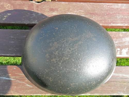 SS M40 DD helmet?