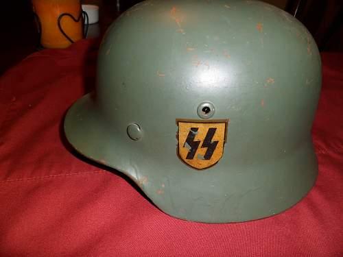 SS M1935 Real or Fake?